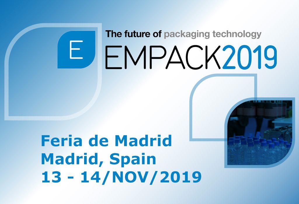 Feria Empack 2019 Stock Plus