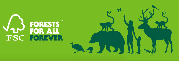 Sello FSC - Forest Stewardship Council
