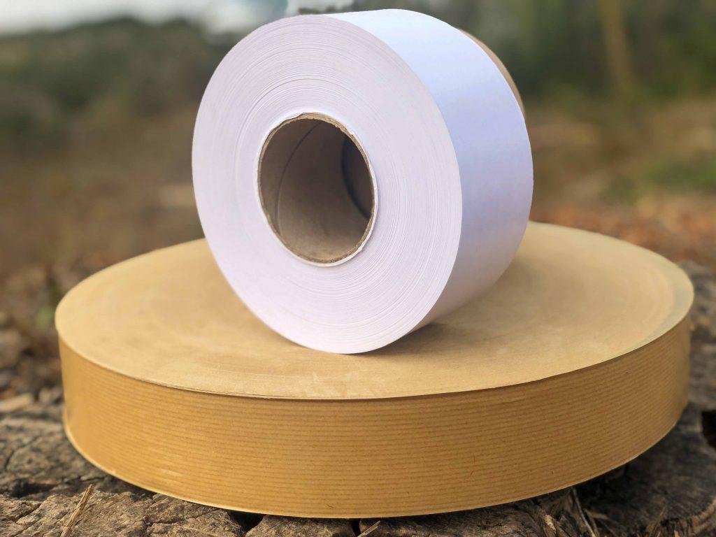 papel engomado